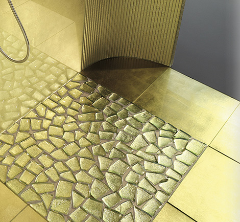 Vetrocolor Glass Tile For Bathrooms Ideas Clear 2