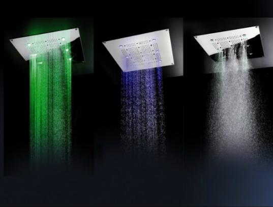 Chromatherapy Shower 2