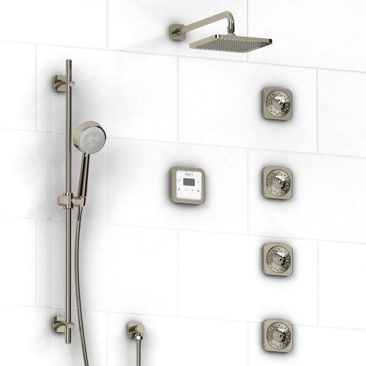 KIT92ISSAPN W Riobel Shower