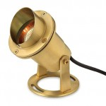 Solid Brass Landscape Lighting Up Light