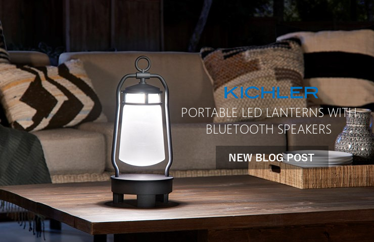 New Portable Lanterns With Bluetooth Speakers