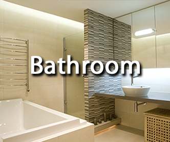 Norburn Lighting, bathroom