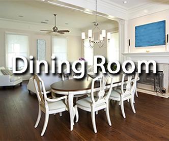 Norburn Lighting, dining-room