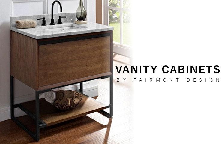 New Stylish Plumbing Cabinets