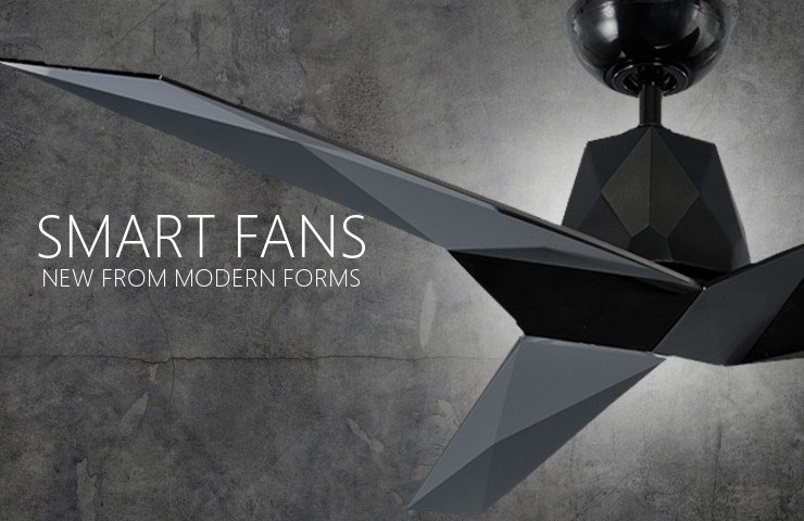 MODERN FORMS – Smart Fans Reshaping The Modern World