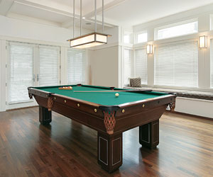 Norburn Lighting and Bath, gameroom