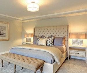 Norburn Lighting and Bath, bedroom