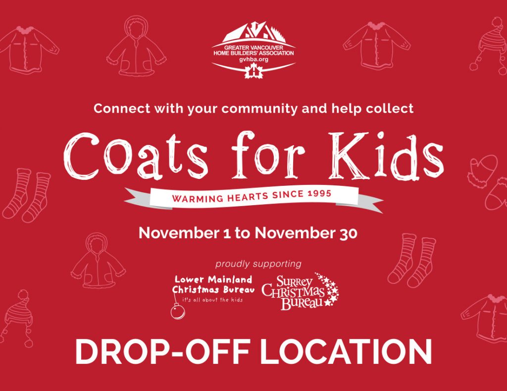 Norburn, COATS FOR KIDS