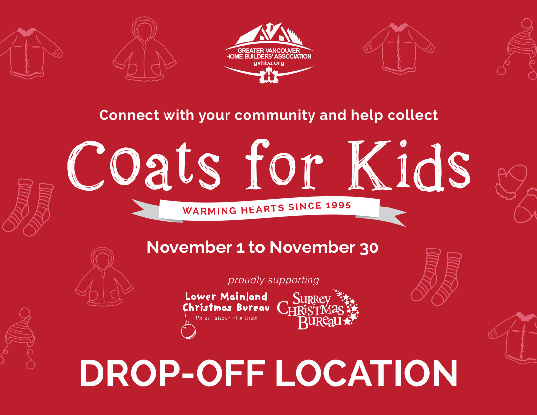 COATS FOR KIDS – DROP OFF LOCATION