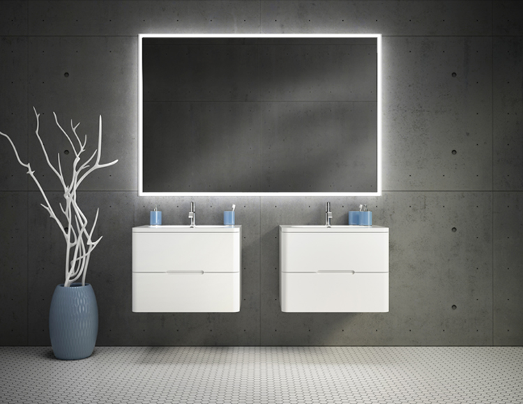 FLEURCO SALE: SAVE ON MIRRORS WITH A FOG-FREE DESIGN!