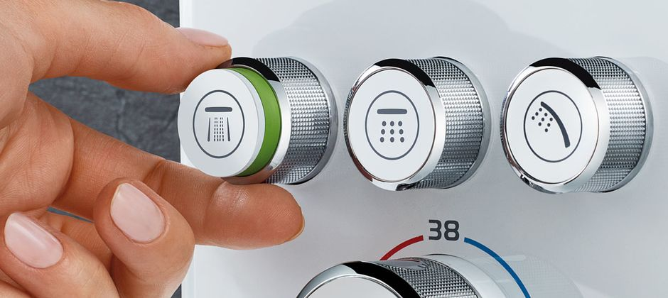 GROHE SMARTCONTROL – AN ENHANCED SHOWER EXPERIENCE