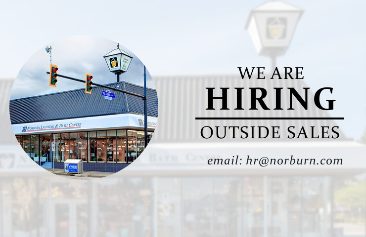 WE ARE HIRING: OUTSIDE SALES
