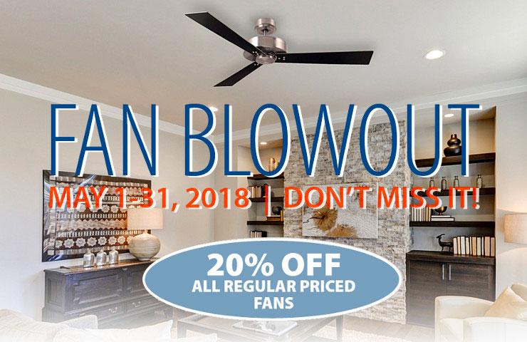 Norburn, Fan-blowout-sale