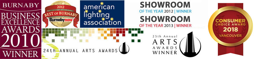 Norburn Lighting and Bath awards