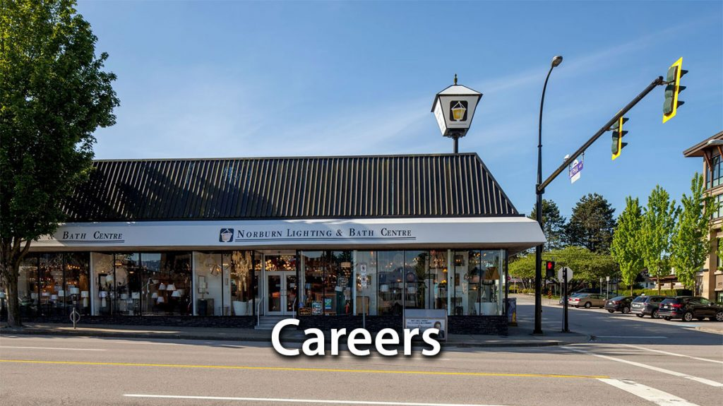 Norburn Lighting and Bath, careers