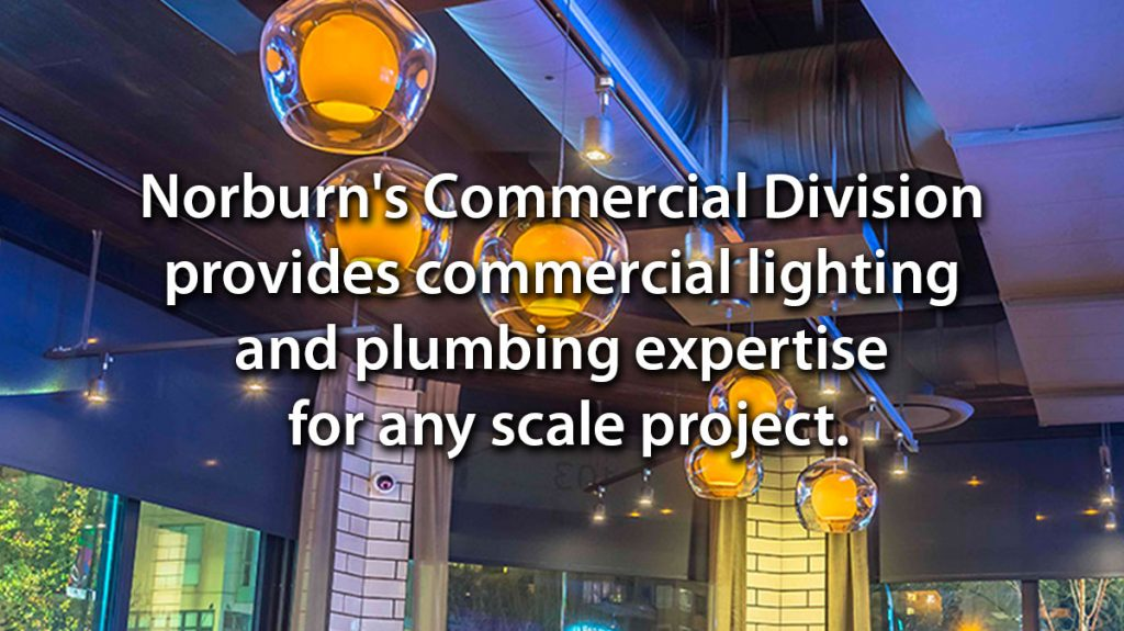 Norburn Lighting and Bath, commercial-banner