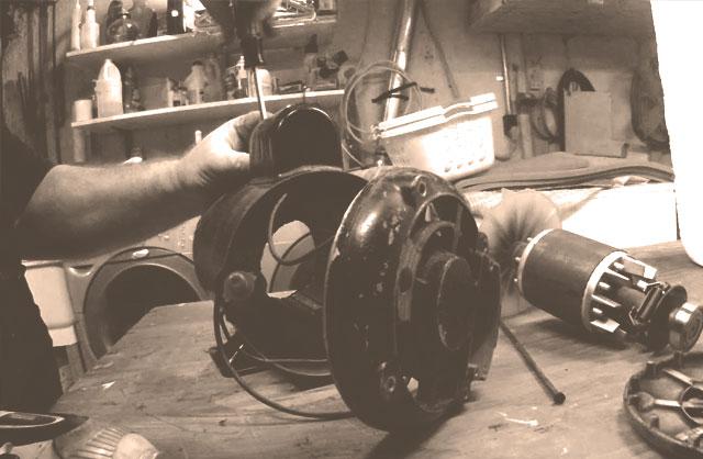 Norburn Electrical, motor-repair