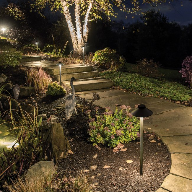 Norburn Lighting and Bath, Landscape Lighting