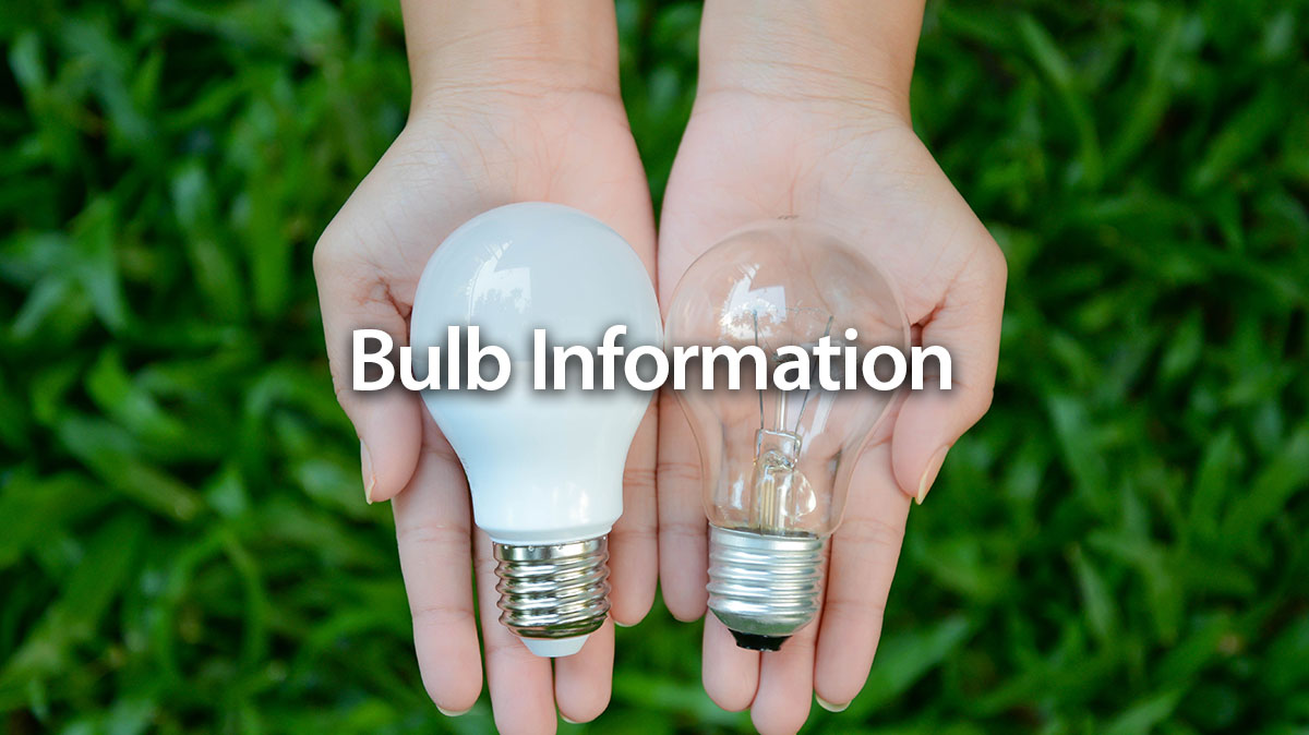 Norburn Lighting and Bath, bulb-info