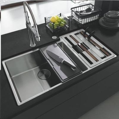 franke culinary sink