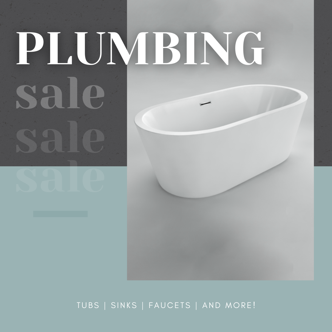 On Sale Plumbing Items